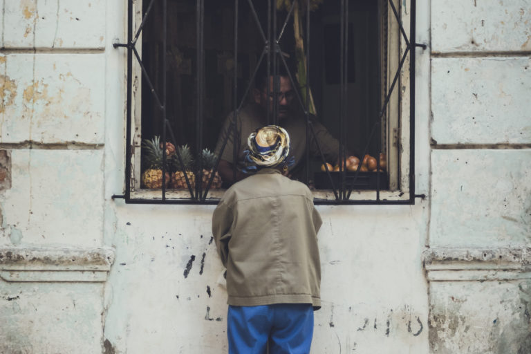 cubaine echoppe rue havane