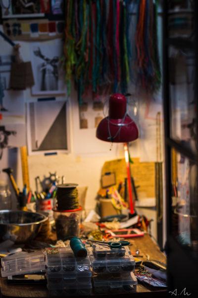 atelier création cusco