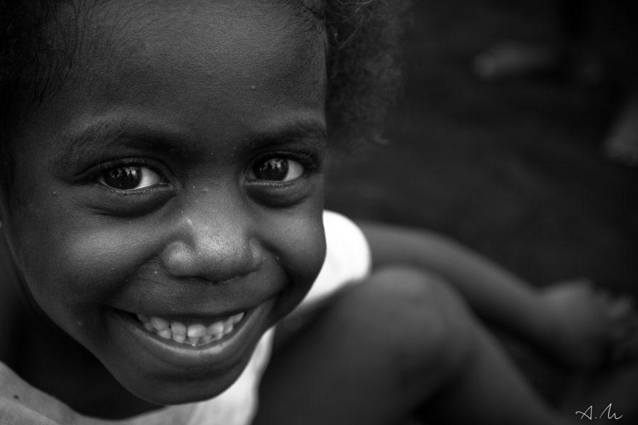 enfant sourire torres vanuatu